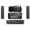 KL-6504-THX In-wall LCR Speaker(3Each) Denon IN-Command AVR-4520CI