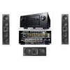 KL-6504-THX In-wall LCR Speaker-3.0 Denon IN-Command AVR-4520CI