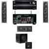 KL-6504-THX In-wall LCR Speaker(3.1) Onkyo TX-NR838 7.2Ch