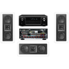 KL-6502-THX In-wall-3 Each-Denon AVR-X4000 IN-Command 7.2Ch