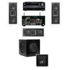 KL-6502-THX In-wall LCR_3.1-SW-310-Onkyo TX-NR838 7.2Ch