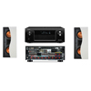R-5502-W II In-Wall Speaker (LCR) Denon AVR-X4000 IN-Command 7.2