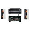 R-5502-W II In-Wall Speaker (LCR) Onkyo TX-NR838 7.2