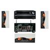 R-5502-W II In-Wall Speaker 3.0 Onkyo TX-NR838 7.2