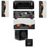 R-5502-W II In-Wall Speaker 3.1-SW-310 Denon AVR-X4000