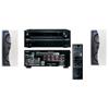 R-2502-W II In-Wall Speaker (LCR) Onkyo TX-NR636 7.2-Ch Network A/V