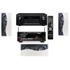 R-2502-W II In-Wall Speaker (LCR) 3.0 Denon AVR-X2100W 7.2