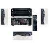 R-2502-W II In-Wall Speaker (LCR) 3.0 Onkyo TX-NR636 7.2-Ch Network A/V