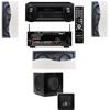 R-2502-W II In-Wall Speaker (LCR) 3.1 Denon AVR-X2100W 7.2