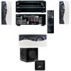 R-2502-W II In-Wall Speaker (LCR) 3.1 Onkyo TX-NR636 7.2-Ch Network A/V