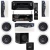 R-2502-W II In-Wall Speaker (LCR) (7.1) Denon AVR-X2100W 7.2