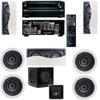 R-2502-W II In-Wall Speaker(LCR) (7.1) Onkyo TX-NR636 7.2-Ch Network A/V