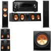 Klipsch RP-280F Tower Speakers-RP-450C-R112SW-5.1-Pioneer Elite SC-85