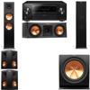 Klipsch RP-280F Tower Speakers-RP-250C-R112SW-5.1-Pioneer Elite SC-85