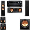 Klipsch RP-280F Tower Speakers-RP-250C-R112SW-5.1-Onkyo TX-NR838