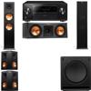 Klipsch RP-280F Tower Speakers-RP-250C-SW-112-5.1-Pioneer Elite SC-85