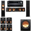 Klipsch RP-280F Tower Speakers-R112SW-7.1-Onkyo TX-NR838