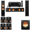 Klipsch RP-280F Tower Speakers-R112SW-7.1-Denon AVR-X4100W