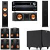 Klipsch RP-280F Tower Speakers-RP-250C-SDS12 -7.1-Onkyo TX-NR838