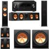 Klipsch RP-280F Tower Speakers-RP-450C-R112SW-5.2-Pioneer Elite SC-85