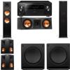 Klipsch RP-280F Tower Speakers-RP-250C-SW-112-5.2-Pioneer Elite SC-85
