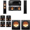 Klipsch RP-280F Tower Speakers-RP-250C-R112SW-7.2-Pioneer Elite SC-85
