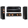 Klipsch RP-260F Tower Speakers-3.0-Onkyo TX-NR838