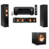 Klipsch RP-260F Tower Speakers-3.1-Denon AVR-X4100W