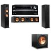 Klipsch RP-260F Tower Speakers-3.1-Onkyo TX-NR838