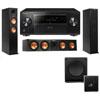 Klipsch RP-260F Tower Speakers-RP-450C-SW-112-3.1-Pioneer Elite SC-85
