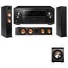 Klipsch RP-260F Tower Speakers-RP-450C-PL-200-3.1-Pioneer Elite SC-85