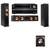 Klipsch RP-260F Tower Speakers-PL-200-3.1-Onkyo TX-NR838