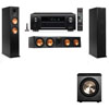 Klipsch RP-260F Tower Speakers-PL-200-3.1-Denon AVR-X4100W