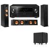 Klipsch RP-260F Tower Speakers-RP-450C-SDS12-3.1-Pioneer Elite SC-85
