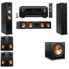 Klipsch RP-260F Tower Speakers-5.1-Denon AVR-X4100W