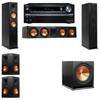 Klipsch RP-260F Tower Speakers-5.1-Onkyo TX-NR838
