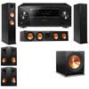 Klipsch RP-260F Tower Speakers-RP-450C-5.1-Pioneer Elite SC-85