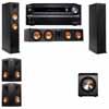Klipsch RP-260F Tower Speakers-PL-200-5.1-Onkyo TX-NR838