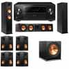 Klipsch RP-260F Tower Speakers-RP-450C-7.1-Pioneer Elite SC-85