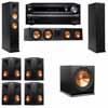 Klipsch RP-260F Tower Speakers-7.1-Onkyo TX-NR838