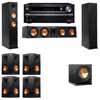 Klipsch RP-260F Tower Speakers-R112SW-7.1-Onkyo TX-NR838