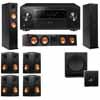 Klipsch RP-260F Tower Speakers-RP-450C-SW-112 - 7.1-Pioneer Elite SC-85