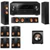 Klipsch RP-260F Tower Speakers-RP-450C-PL-200-7.1-Pioneer Elite SC-85