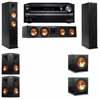 Klipsch RP-260F Tower Speakers-5.2-Onkyo TX-NR838