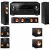 Klipsch RP-260F Tower Speakers-RP-450C-5.2-Pioneer Elite SC-85