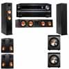 Klipsch RP-260F Tower Speakers-RP-450C-PL-200-5.2-Pioneer Elite SC-85