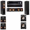 Klipsch RP-260F Tower Speakers-PL-200-5.2-Onkyo TX-NR838