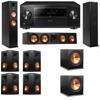 Klipsch RP-260F Tower Speakers-RP-450C-7.2-Pioneer Elite SC-85
