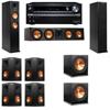 Klipsch RP-260F Tower Speakers-7.2-Onkyo TX-NR838