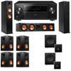 Klipsch RP-260F Tower Speakers-RP-450C-SW-112 - 7.2 - Pioneer Elite SC-85